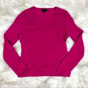 Charter Club Sweaters - Charter Club 100% cashmere v neck pullover